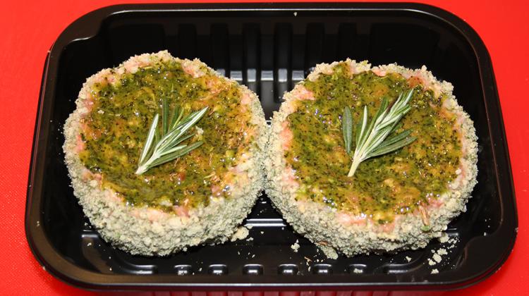 Lamb and Garlic Kiev 4